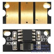 Чип тонер-картриджа Minolta bizhub C203/C253 Черный