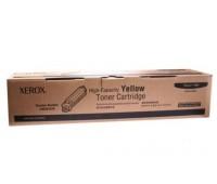 Картридж повышенного обьема желтый Xerox Phaser 7400 ,оригинальный