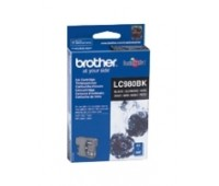 Картридж черный Brother LC-980BK ,оригинальный