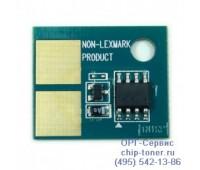 Чип картриджа Lexmark E120