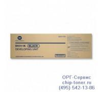 Блок проявки черный Konica Minolta bizhub C220 / C280 / C360,оригинальный