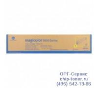 Тонер-картридж желтый Konica Minolta Magicolor 8650DN ,оригинальный