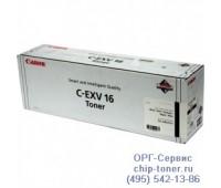 Картридж черный Canon C-EXV16 / GPR-20 ,оригинальный