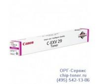 Картридж пурпурный  Canon C- EXV29M ,оригинальный