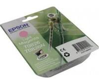 Картридж светло-пурпурный Epson T0826 ,оригинальный