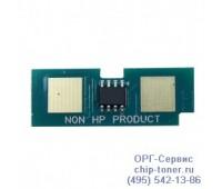 Чип тонер-картриджа CANON CLC 4040, CLC 5151 C-EXV17 малиновый