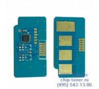 Чип черного картриджа Samsung CLP-620ND/670ND/CLX-6220FX