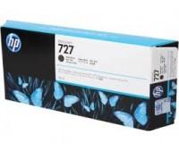 Картридж HP Designjet T920 / T930 / T1500 / T1530 / T2500 / T2530 / T3500 матовый черный, оригинальный повышенной емкости (300МЛ.)