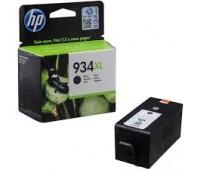 Картридж черный HP 934XL повышенной емкости ,оригинальный