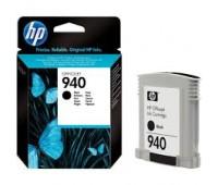 Картридж струйный HP 940 черный , оригинальный