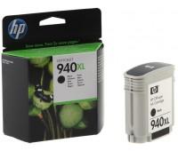 Картридж струйный HP 940XL черный повышенной емкости оригинальный