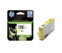 Картридж желтый HP 178XL повышенной емкости ,оригинальный
