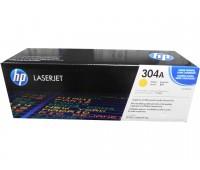 Картридж желтый  HP Color LaserJet CP2025 / CM2320 ,оригинальный
