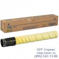 Картридж желтый Konica Minolta bizhub С220/C280