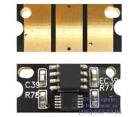 Чип желтого картриджа Konica Minolta bizhub C452 / C552 / C652 ,совместимый