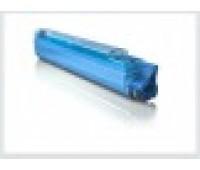 Картридж голубой Oki C9655 / C9655N  ,совместимый