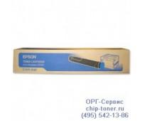 Картридж голубой Epson AcuLaser C9100 оригинальный