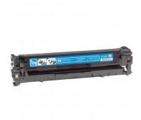 Картридж голубой HP Color LaserJet CP1215 / 1515 / 1518 / CM1312 совместимый