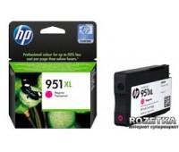 Картридж пурпурный HP 951XL повышенной емкости оригинальный